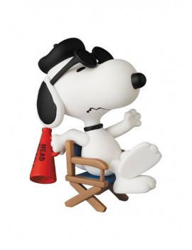Peanuts UDF Series 11 Mini Figure Film Director Snoopy 7 cm