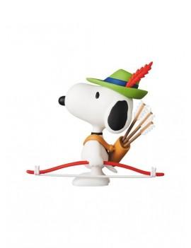 Peanuts UDF Series 11 Mini Figure Robin Hood Snoopy  7 cm