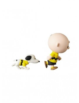 Peanuts UDF Series 11 Mini Figures Charlie Brown & Snoopy 4-9 cm