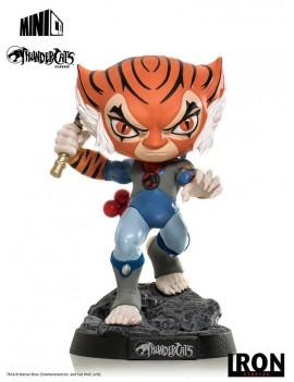 Thundercats Mini Co. PVC Figure Tygra 14 cm