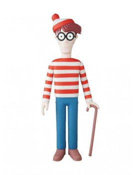 Where's Waldo? Soft Vinyl Statue VCD Wally 25 cm