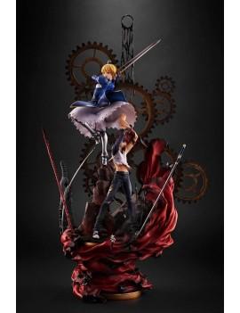 Fate/Stay Night PVC Statue The Path 15th Anniversary 59 cm
