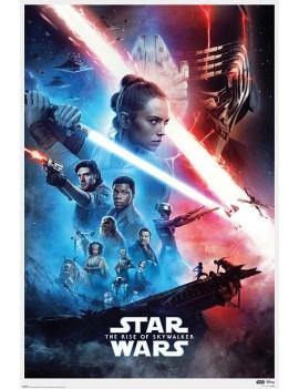 Star Wars Episode IX Poster Pack Saga 61 x 91 cm (5)
