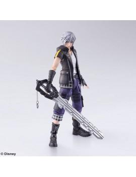 Kingdom Hearts III Bring Arts Action Figure Riku 16 cm