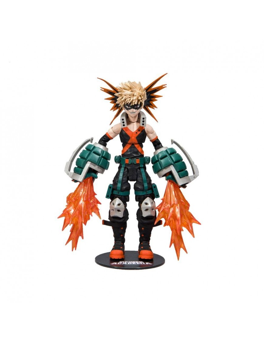My Hero Academia Action Figure Katsuki Bakugo 16 Cm Mondo Action Figure