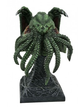 H.P. Lovecraft Legends in 3D Bust 1/2 Cthulhu 25 cm