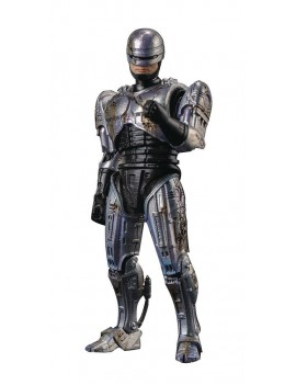 Robocop Action Figure 1/18 Battle Damage Robocop Previews Exclusive 11 cm