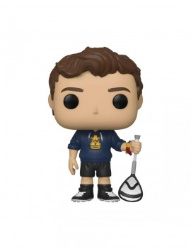 To All the Boys I've Loved Before POP! Movies Vinyl Figure Peter with Scrunchie 9 cm
