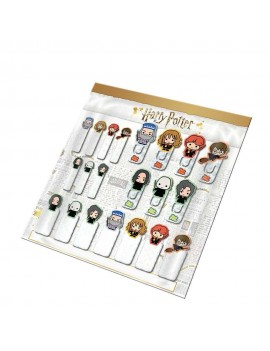 Harry Potter Bookmark 21-Pack Characters