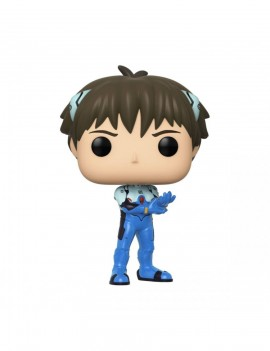 Evangelion POP! Games Vinyl Figure Shinji Ikari 9 cm