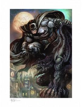 DC Comics Art Print Batman: The Dark Knight 46 x 61 cm - unframed
