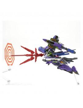 Evangelion Revoltech Action Figure EV-20 Shinkalion 500 Type EVA 16 cm