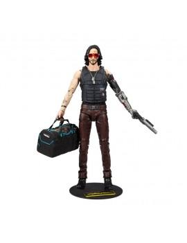 Cyberpunk 2077 Action Figure Johnny Silverhand Exclusive Variant 18 cm
