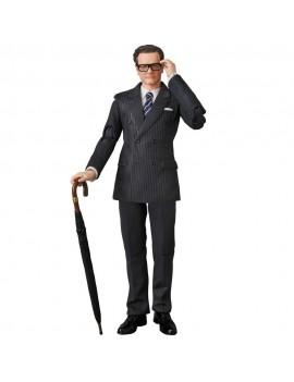 Kingsman The Secret Service MAF EX Action Figure Harry Galahad Hart 16 cm