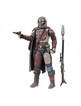 Star Wars The Mandalorian Black Series Action Figure The Mandalorian 15 cm