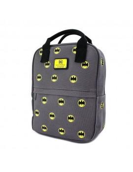 DC Comics by Loungefly Backpack Batman Logos