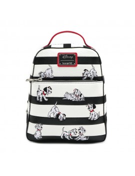 Disney by Loungefly Backpack 101 Dalmations Striped