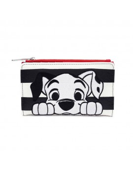 Disney by Loungefly Wallet 101 Dalmations Striped