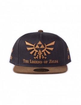 Legend of Zelda Snapback Cap Badge