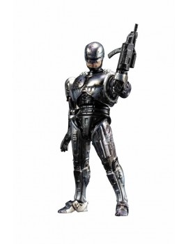 Robocop 3 Action Figure 1/18 Battle Damage Robocop 10 cm