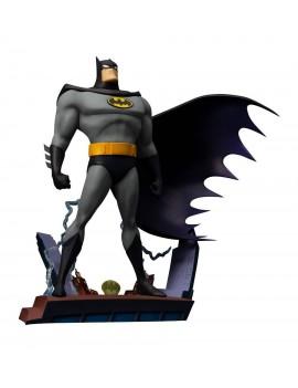 Batman The Animated Series ARTFX+ PVC Statue 1/10 Batman Opening Sequence Ver. 21 cm