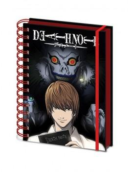 Death Note Wiro Notebook A5 Shadow