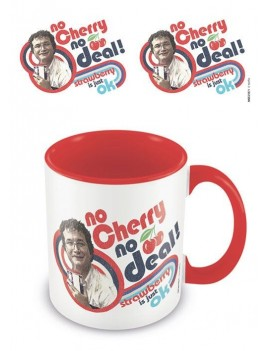 Stranger Things Coloured Inner Mug No Cherry No Deal