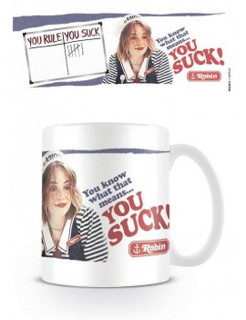 Stranger Things Mug You Suck