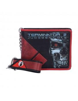 Terminator 2 Wallet T-800 11 cm