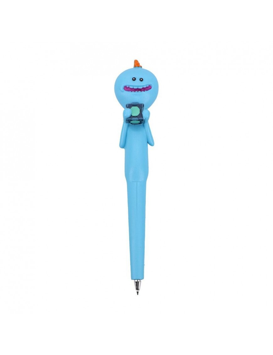 Rick and Morty Ball Point Pen Mr. Meeseeks 18 cm