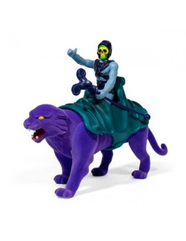Masters of the Universe ReAction Action Figure 2-Pack Skeletor & Panthor 10 cm