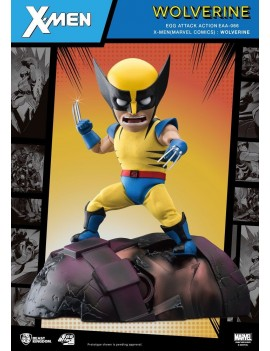 Marvel Egg Attack Action Figure Wolverine Special Edition 17 cm