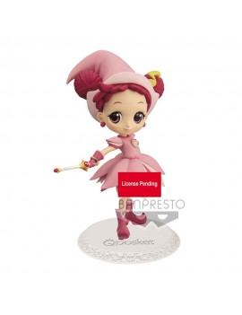 DoReMi Q Posket Mini Figure Doremi Harukaze Ver. A 13 cm