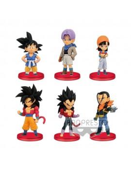 Dragon Ball GT WCF Figures 7 cm Display Vol.1 (12)