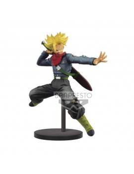 Dragon Ball Super Chosenshiretsuden PVC Statue SSJ Future Trunks 17 cm