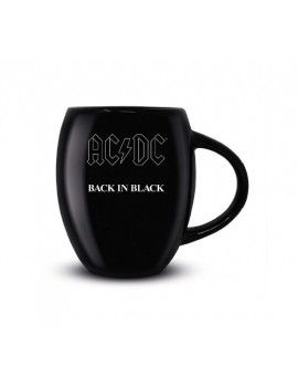 AC/DC Oval Mug Back in Black