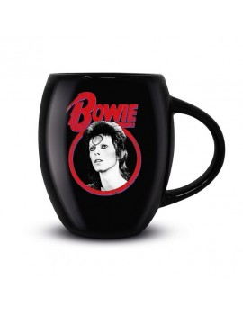 David Bowie Oval Mug Classic Rock