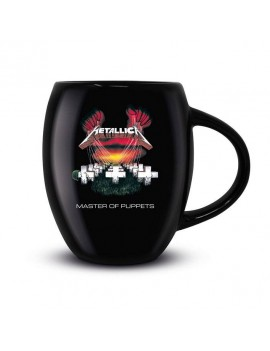 Metallica Oval Mug Master of Puppets