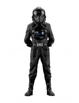 Star Wars Episode IV ARTFX+ Statue 1/10 Tie Fighter Pilot 18 cm