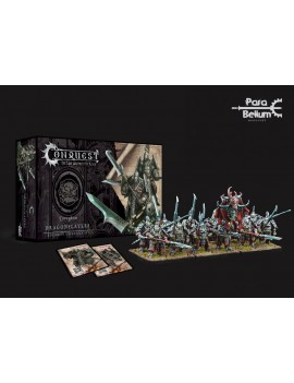 Conquest: The Last Argument of Kings Miniatures 12-Pack Dweghom: Dragonslayers