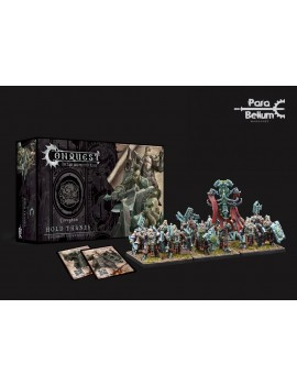 Conquest: The Last Argument of Kings Miniatures 12-Pack Dweghom: Hold Thanes