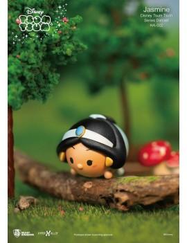 Disney Tsum Tsum Hyper Alloy Mini Figure Jasmine 4 cm