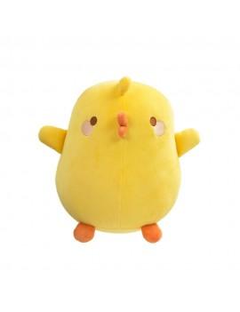 Molang Super Soft Plush Figure Piu Piu 25 cm