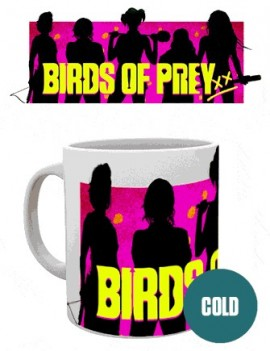Birds of Prey Heat Change Mug Group