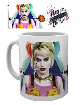Birds of Prey Mug Harley Quinn