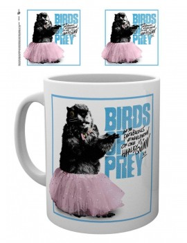 Birds of Prey Mug Tutu