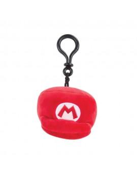Mario Kart Mocchi-Mocchi Clip On Plush Hanger Mario Hat 10 cm
