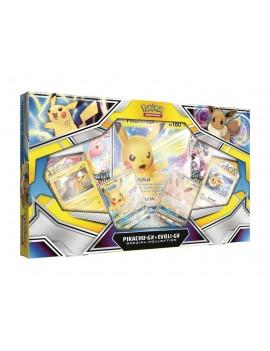 Pokémon Pikachu & Eevee-GX Special Collection *German Version*