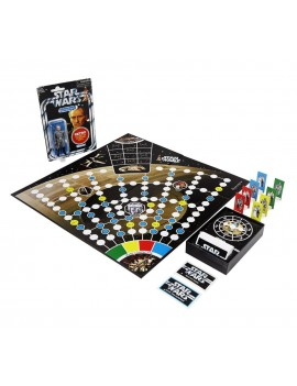 Star Wars Board Game Escape from Death Star *English Version*