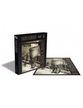 Guns n' Roses Puzzle Chinese Democracy